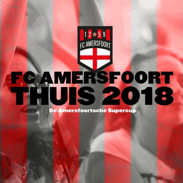 Support het FC Amersfoort Thuis festival 2018!